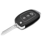 Image for i10 3 Button Flip Remote Case