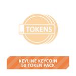 Image for Keyline Keycoin 50 Token Pack