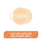Image for Keyline Keycoin 600 Token Pack