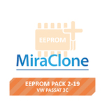 Image for EEPROM Pack 2-19 (VW Passat 3C)