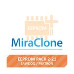 Image for EEPROM Pack 2-21 (Sawdoq/Pektron)
