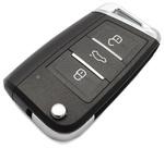Image for Xhorse XEMQB1EN VVDI 3 Button MQB Style Super Remote